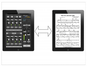 Multitasking-with-pivitec-and-songsheet-apps