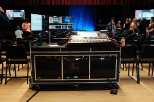 Mill City Church Pivitec FOH
